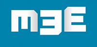 m3e logo